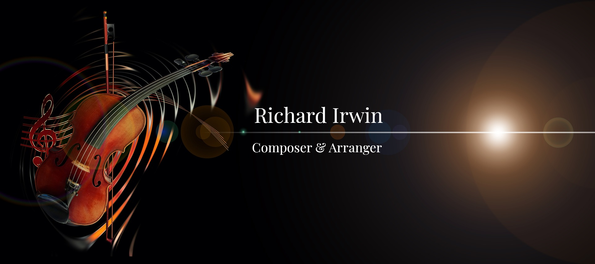 Richard Irwin Music