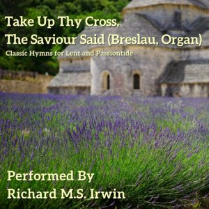 Take Up Thy Cross Cover