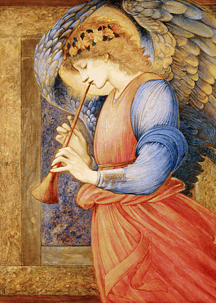 Meditation on the Angels